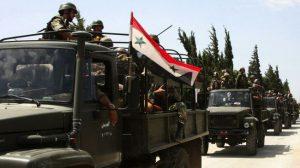 esercito Siria