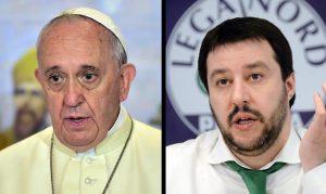 Il-Papa-Perdono-per-chi-respinge-i-migranti.-Salvini-polemizza