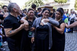 funerale Casamonica