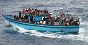 immigrazione barcone