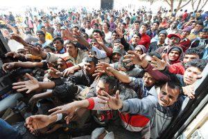 immigrazione invasione