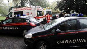 tso ambulanze carabinieri