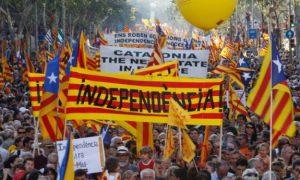 Catalogna indipendenza