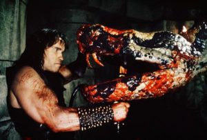 Conan-The-Barbarian-1982-Snake-fight