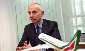 Silvano Cassano Alitalia