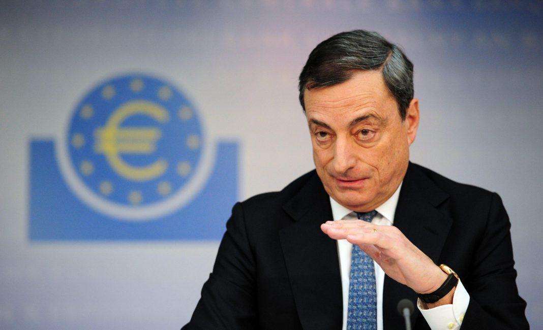 Draghi bce Quantitative easing