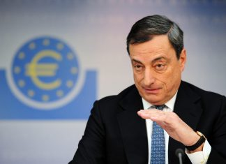 Draghi bce Quantitative easing