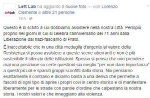left lab