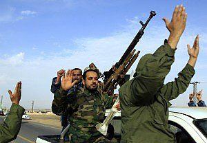 ribelli Siria