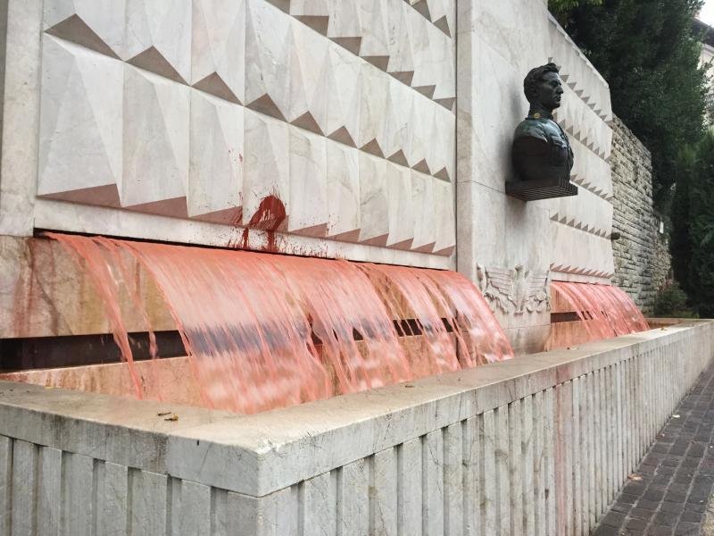 Bergamo Locatelli fontana