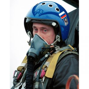 Putin prova un jet russo