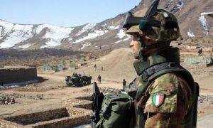 Afghanistan Nato Italia
