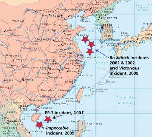 Cina Usa conflitto