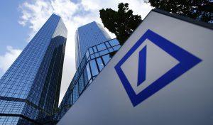 Deutsche Bank perdite derivati