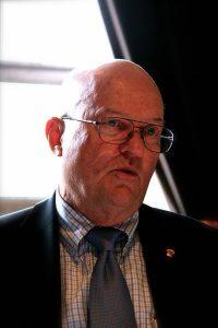 Il colonnello in pensione e alto funzionario di Stato, Lawrence Wilkerson