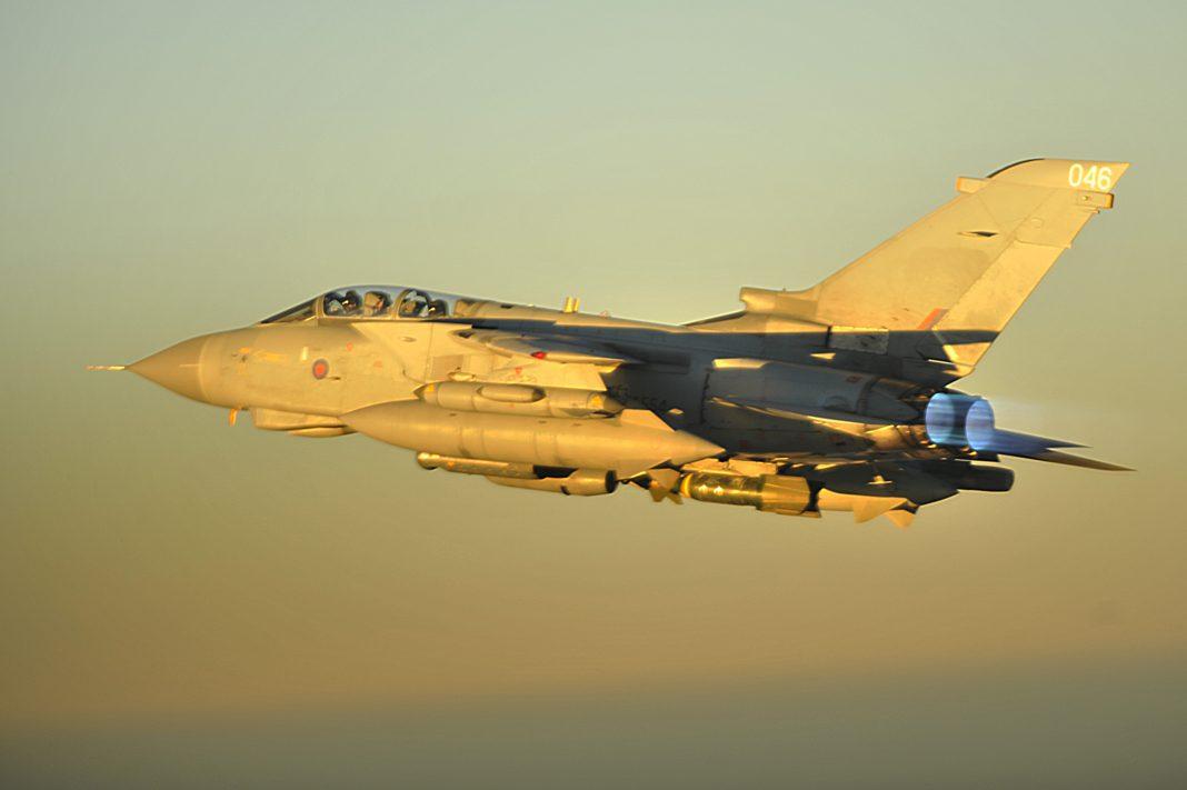 Raf Russia Tornado
