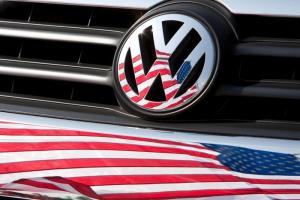 Volkswagen bandiera Stati Uniti