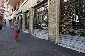 negozi chiusi Confesercenti
