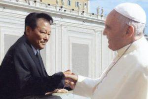 Papa Francesco Fukushima