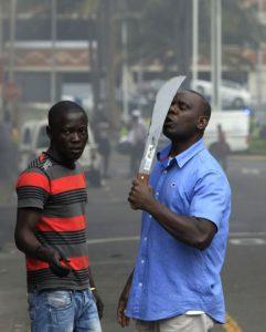 giovani reportage Sudafrica