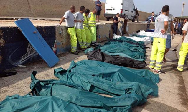 strage Lampedusa