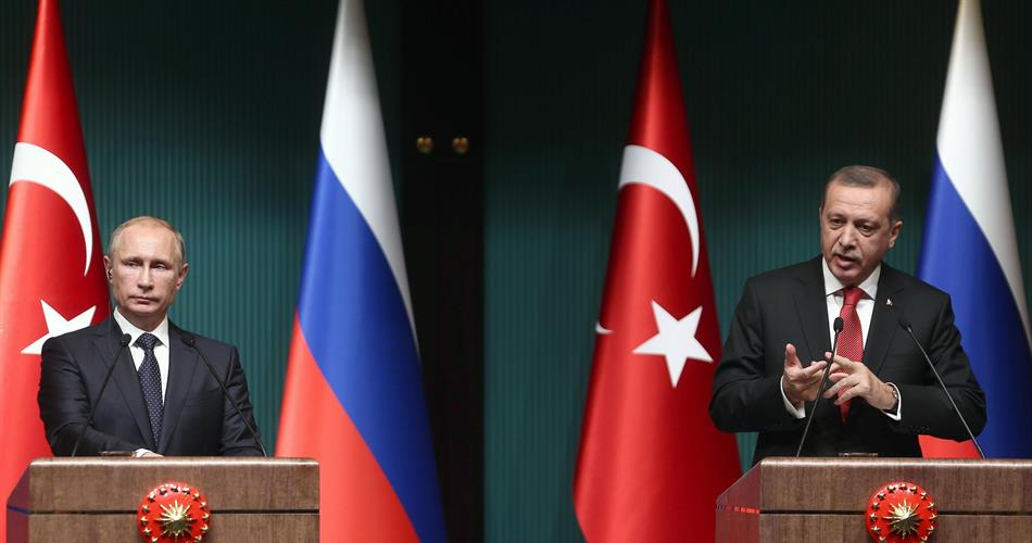 Russia Turchia guerra