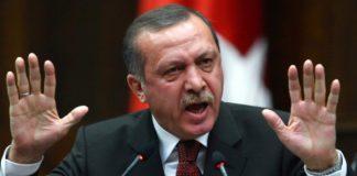 erdogan attacca israele