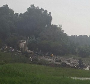 Sudan disastro aereo