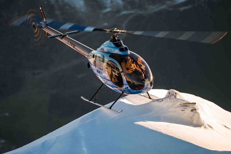 Elicottero Italiano : Un elicottero italiano batte il record del mondo di altitudine