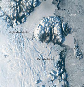 melting-glacier-zachariae-isstrom