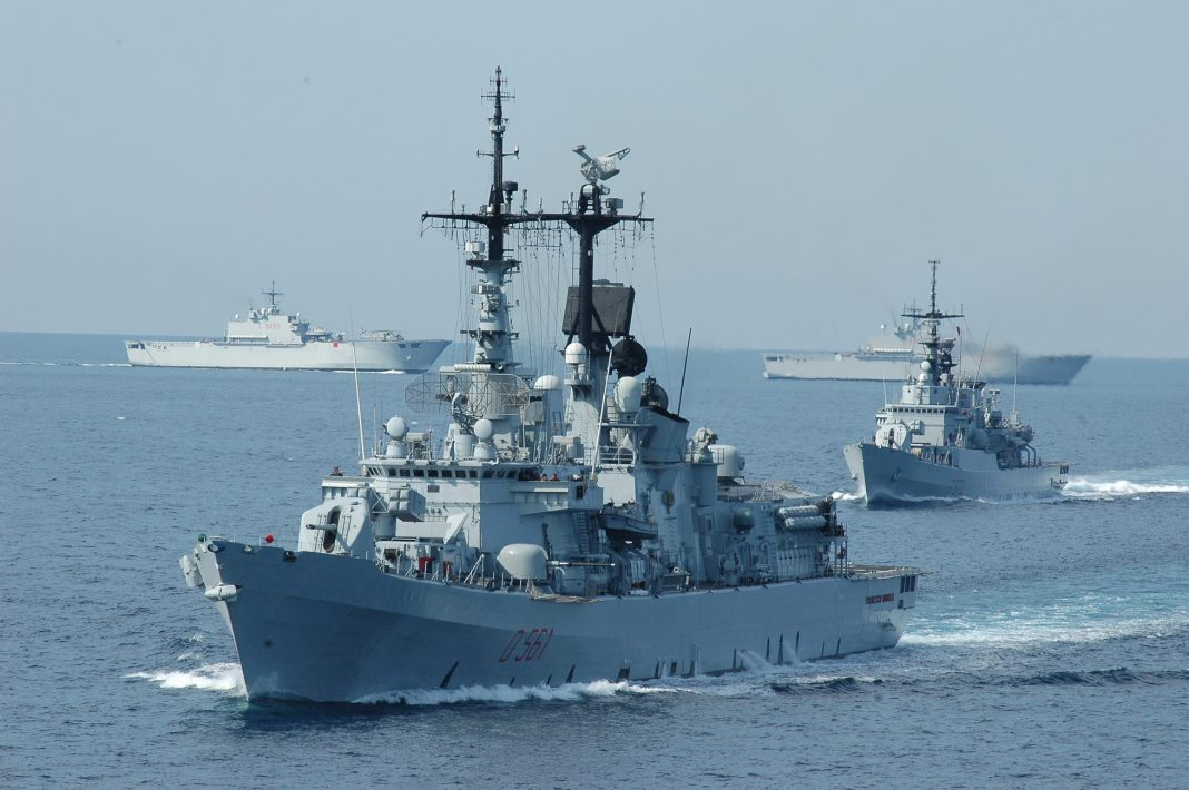 navi italiane marina