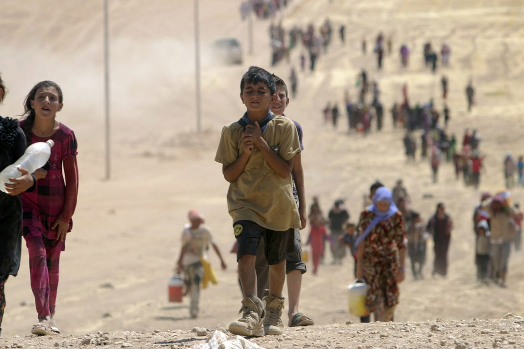 sinjar yazidi