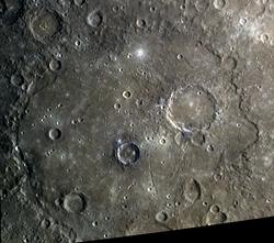 Il cratere del pianeta Mercurio intitolato al compositore