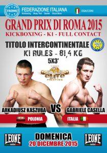 Gran Prix Roma 2015