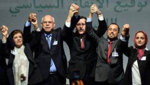 Libia accordo unità