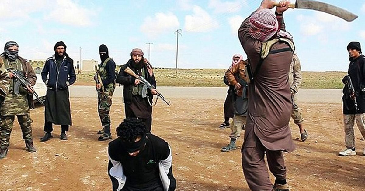 Isis, scoperta