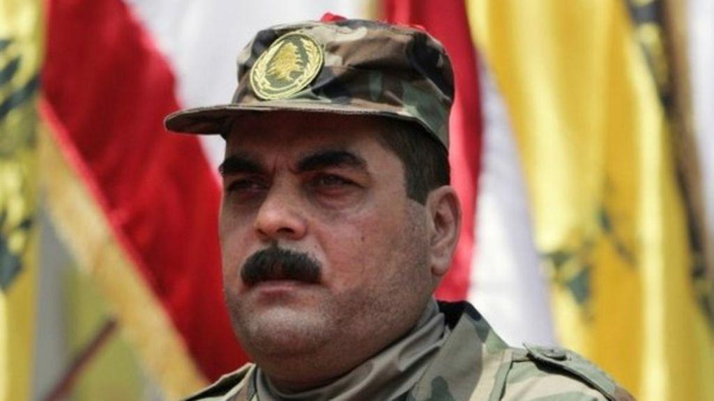samir qantar siria hezbollah