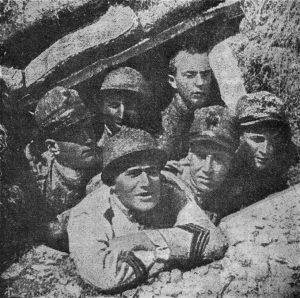 Mussolini_sul_Carso