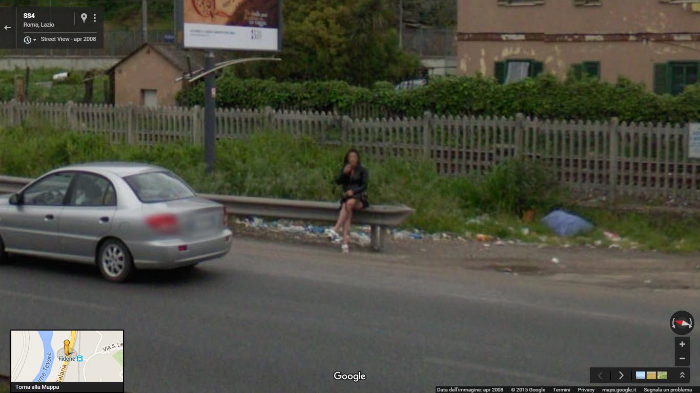Woman in Debrecen