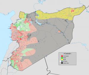 Siria situazione