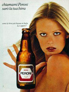 birra peroni spot