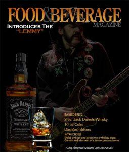 Jack & Coca Lemmy