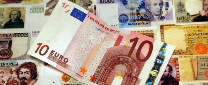 3ea9f5df64 Roma, 7 gen – Avete ancora vecchie lire in casa? Fino al 28 gennaio 2016  potranno essere convertite in euro utilizzando il modulo predisposto  dall'Aduc.