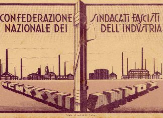 mario draghi sindacalismo fascista