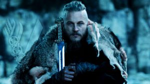 Ragnar Lothbrok Vikings HD Wallpaper