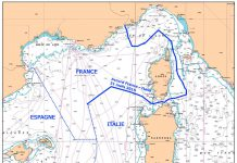 trattato di caen acque territoriali