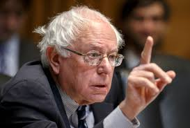 Bernie Sanders - candidato democratico