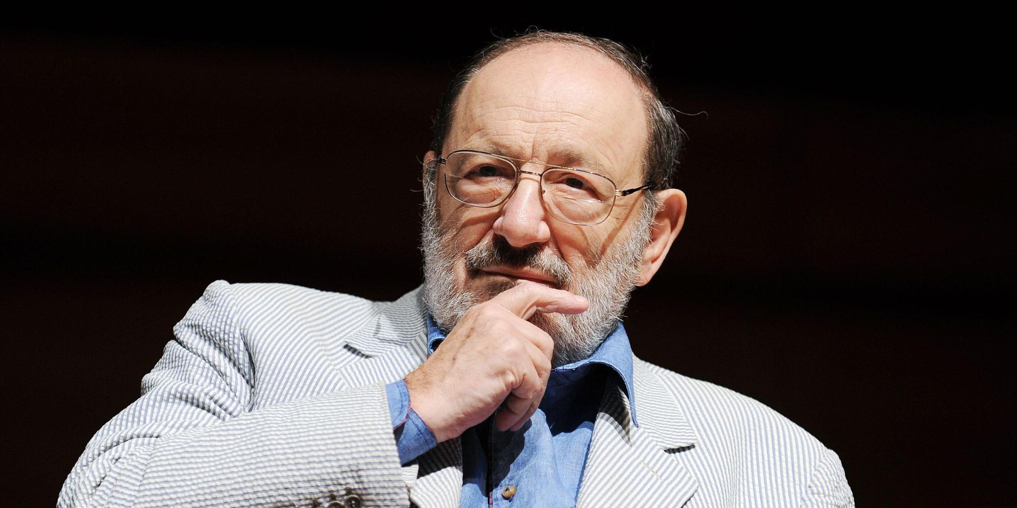 Cultura in lutto per la morte di Umberto Eco