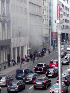 bruxelles metro attack