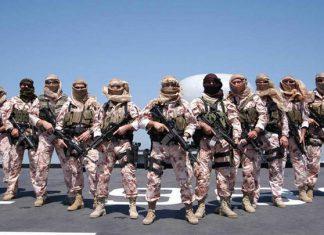 Libia incursori